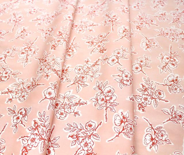 Art Gallery Fabrics Spirited Rambling Rose Briar