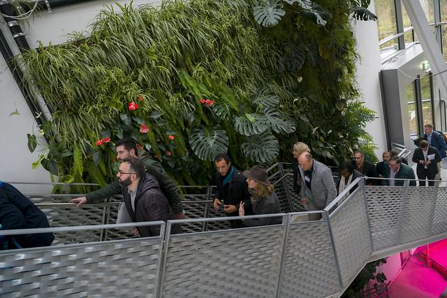 Corporate Gardens le 26 novembre 2019