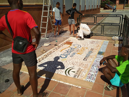 Mosaico de azulejos - 08