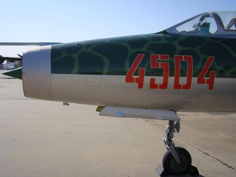 MiG-21UM Mongol B 3