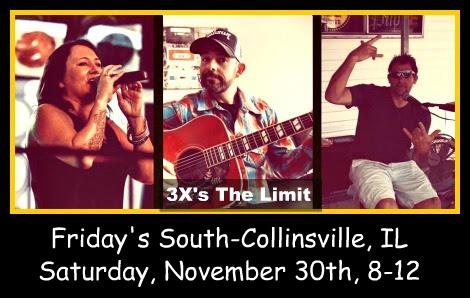 3X's The Limit 11-30-19