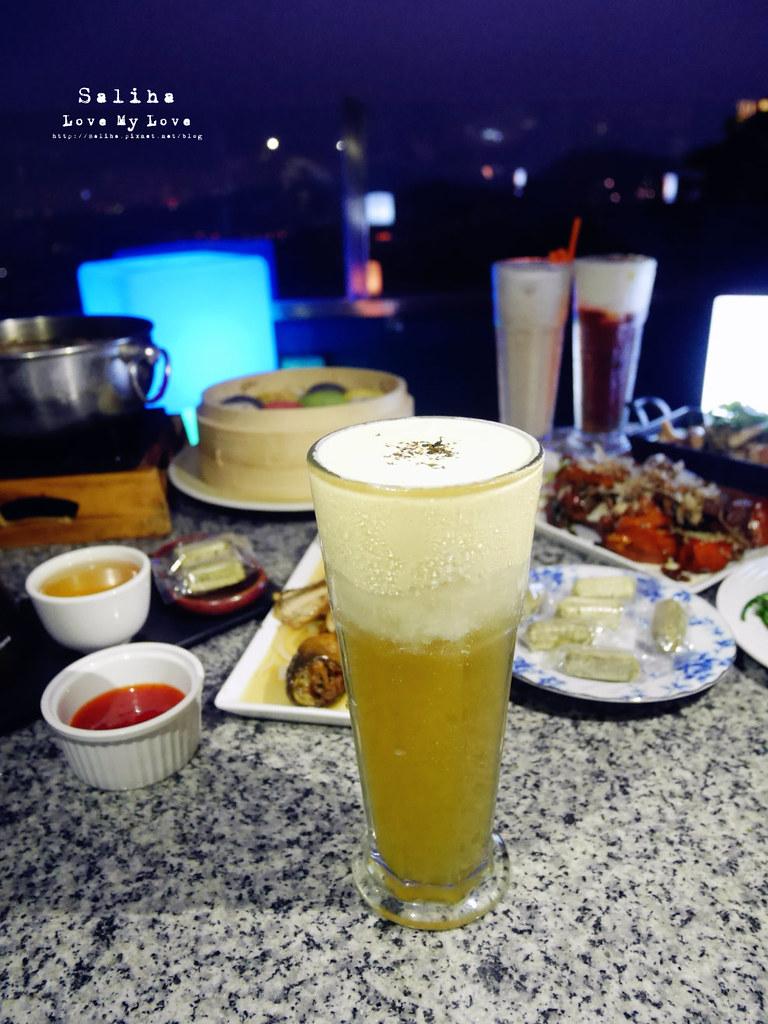 台北貓空貓懶MAOLAN跨年101煙火餐廳推薦夜景觀咖啡廳 (1)