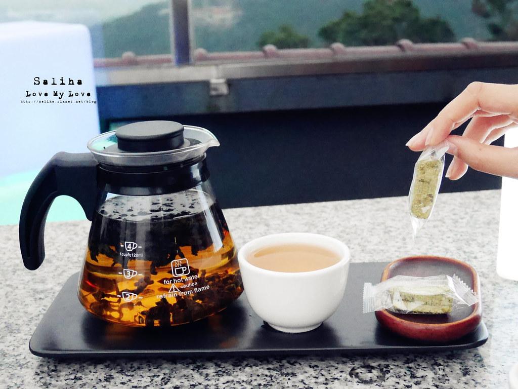 台北貓空景觀餐廳推薦貓懶MAOLAN四爺泡茶品茗可玩桌遊 (1)