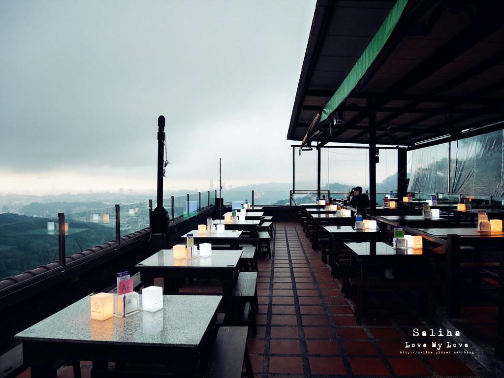 台北木柵指南路貓空貓懶MAOLAN景觀餐廳夜景咖啡下午茶好吃餐點 (1)
