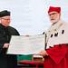 Prof. Jerzy Hausner doktorem honoris causa SGH