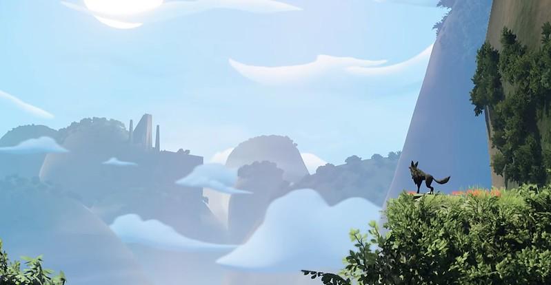 迷失的灰燼-懸崖
