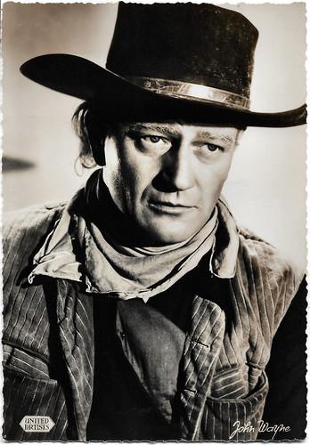 John Wayne in Red River (1948)