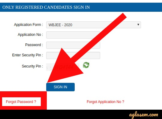 WBJEE 2020 Admit Card (Released) - Download at wbjeeb.nic.in