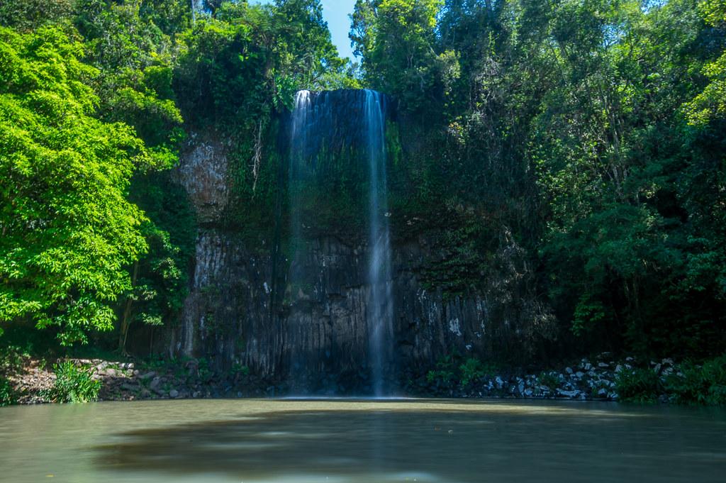 Milaa Milaa Falls