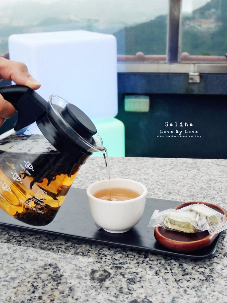 台北貓空景觀餐廳推薦貓懶MAOLAN四爺泡茶品茗可玩桌遊 (2)