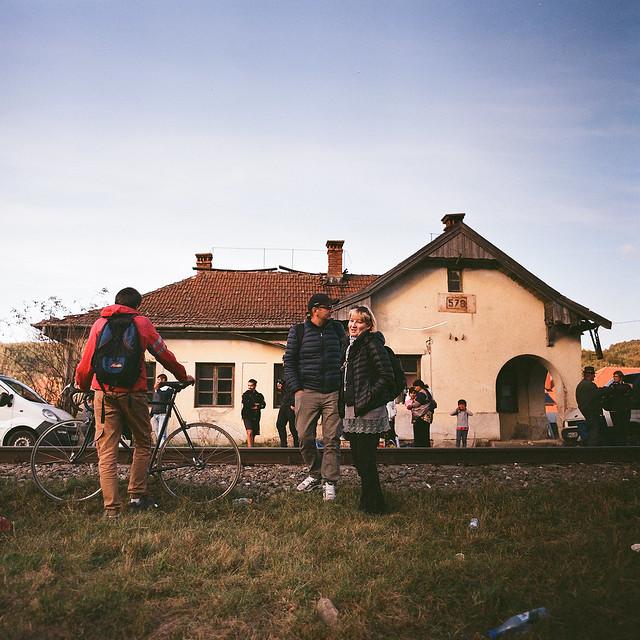 Körösfeketető railway station