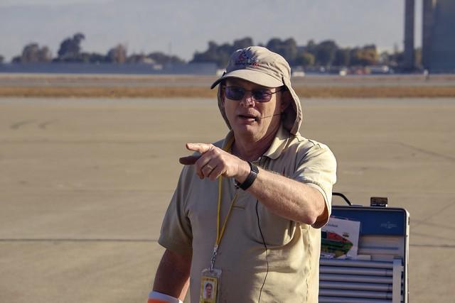 Pre-flight briefing