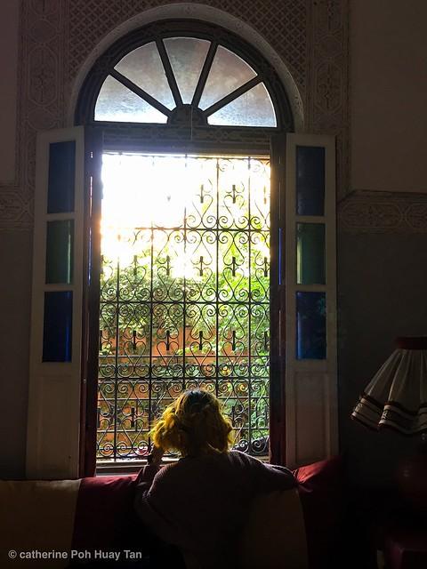 Riad, Marrakesh, Morocco 摩洛哥