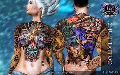 Shun tattoo