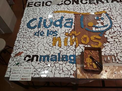 Mosaico de azulejos - 07
