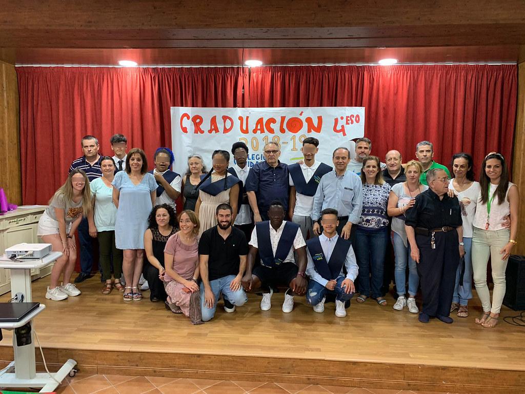 Fiesta de graduación de ESO 2019