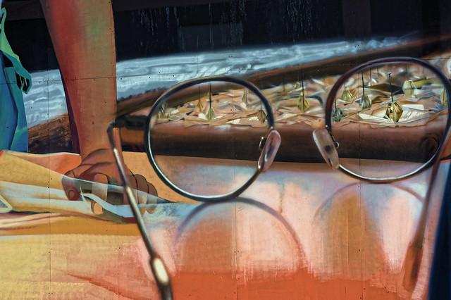 A travers les lunettes de l'artisan (Case Maclaim)