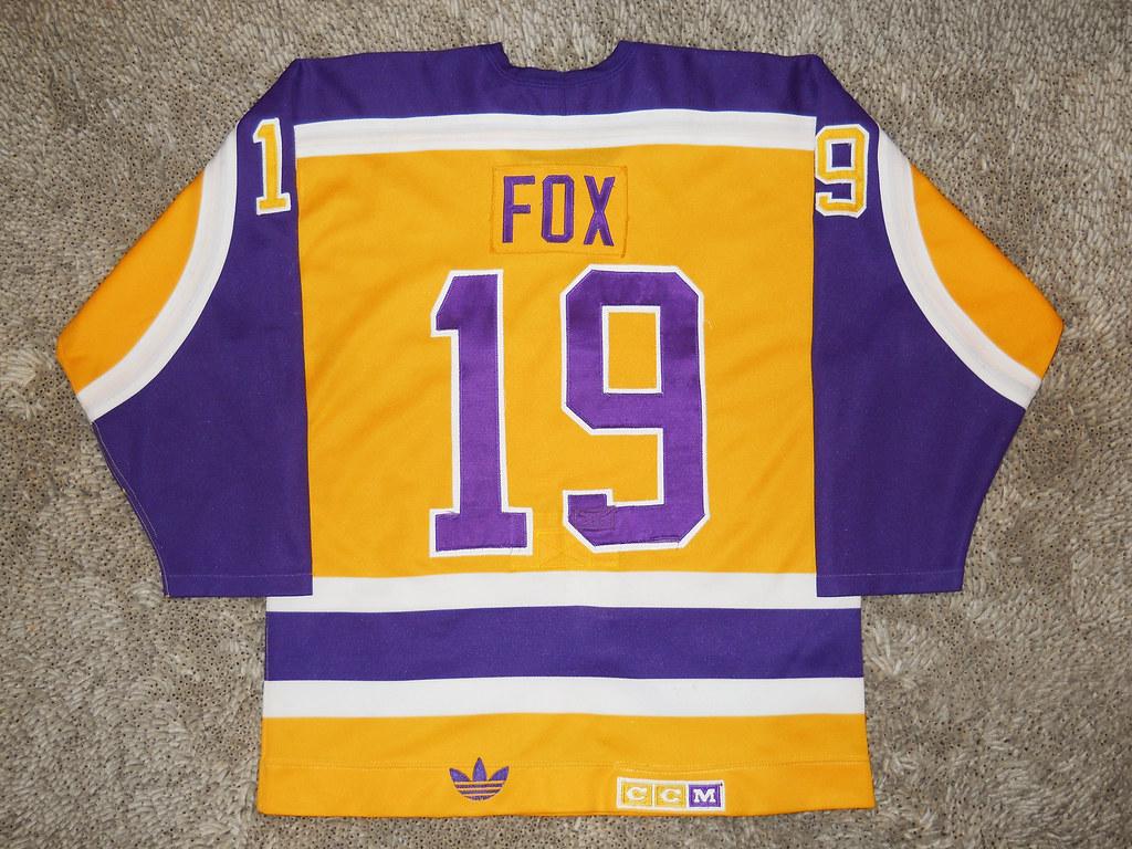 LAK  1985/86  Fox, Jim    H r  GW
