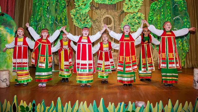 Лауреаты областного фестиваля