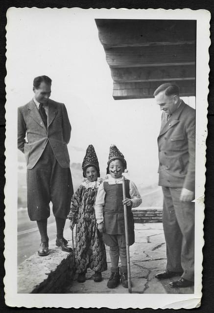 Archiv U559 Rudolf Hess, Obersalzberg, März 1935