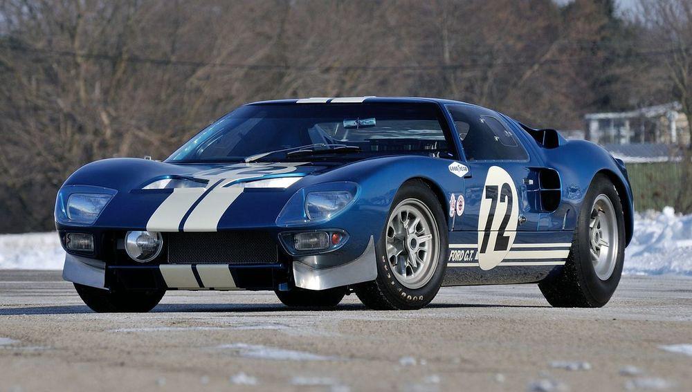 1965 FordGT40(GT104)