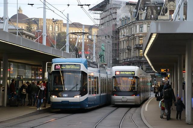 2019-11-23, Zürich, Bahnhofplatz/HB