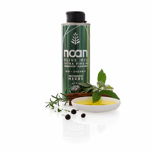 Noan Aroma-Olivenöl Herbs