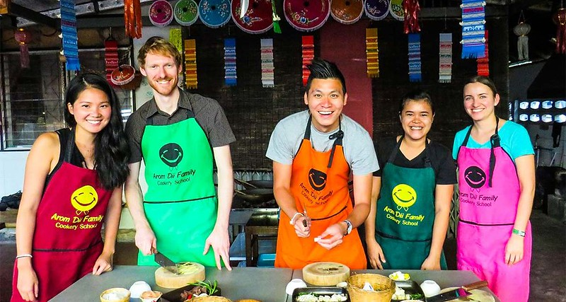 Aromdii Family Cooking School (Chiang Mai, Thailand)