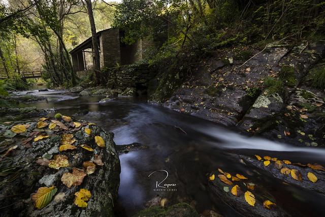 Central hidroeléctrica do Parrote - A Capela