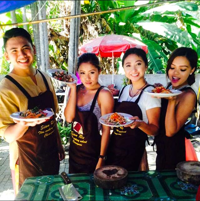 Siam Rice Thai Cookery School (Chiang Mai, Thailand) – Brochures, Info, Price, Reviews