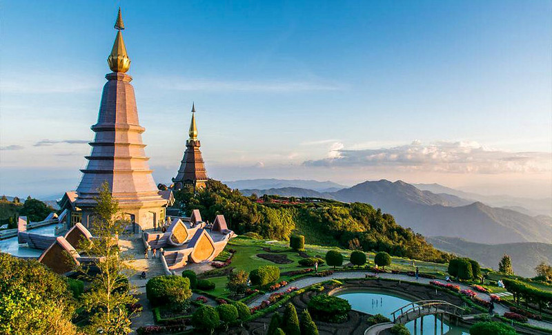 Doi Inthanon National Park (Chiang Mai, Thailand)
