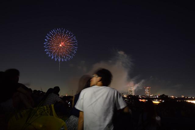 江戸川区花火大会 2019 - Edogawa Fireworks Festival