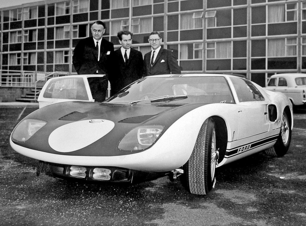 1964 Ford GT Concept (GT101)