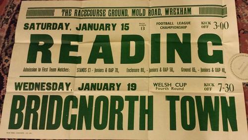 Wrexham poster 1