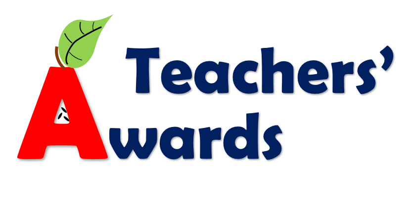 Teacher support award logo