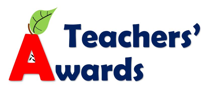 Teacher support award logo