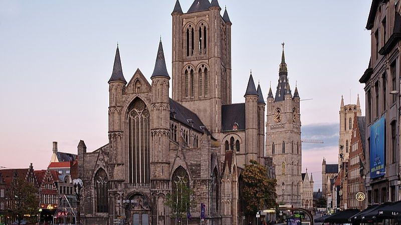 top places to visit in ghent