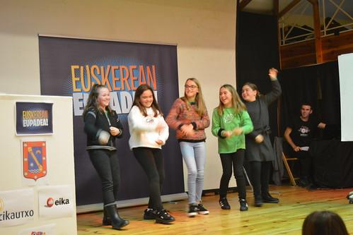 Euskerean Eupadea! 2019
