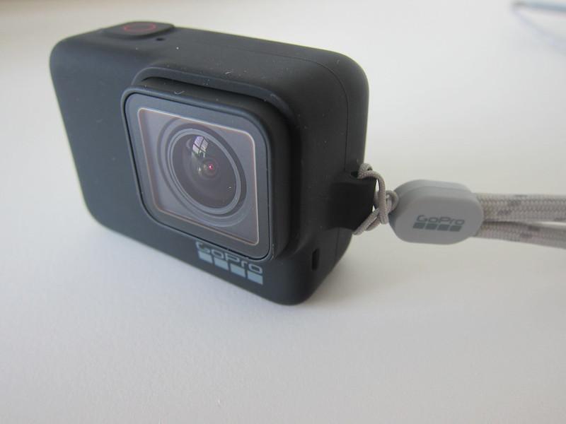 GoPro Sleeve + Lanyard