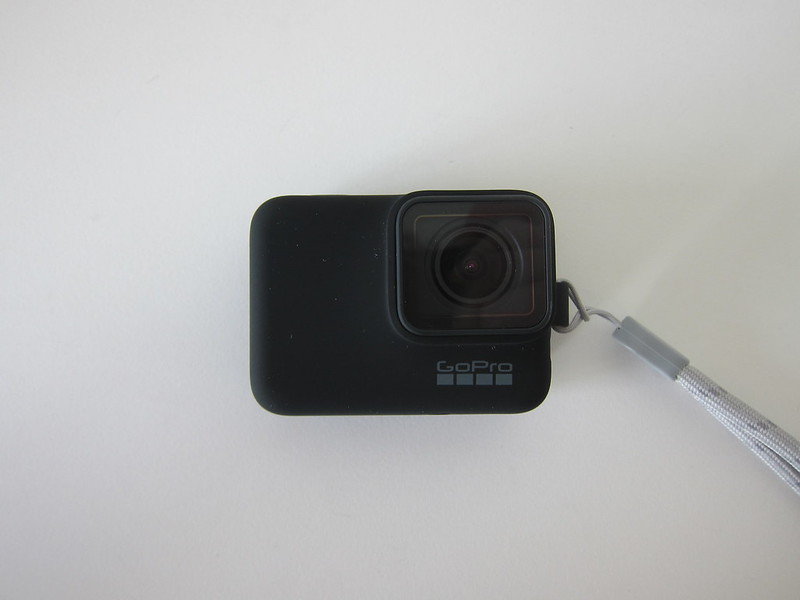 GoPro Sleeve - With GoPro Hero7 Black - Front