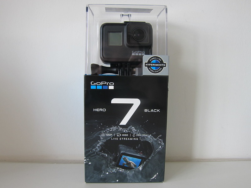 GoPro HERO7 Black - Box Front