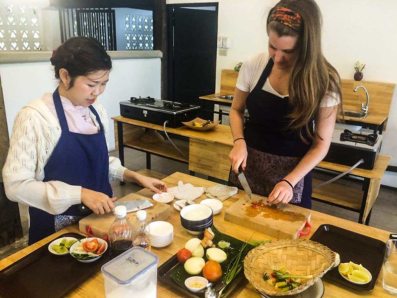 Calm Cool Cooking Class (Chiang Mai, Thailand)