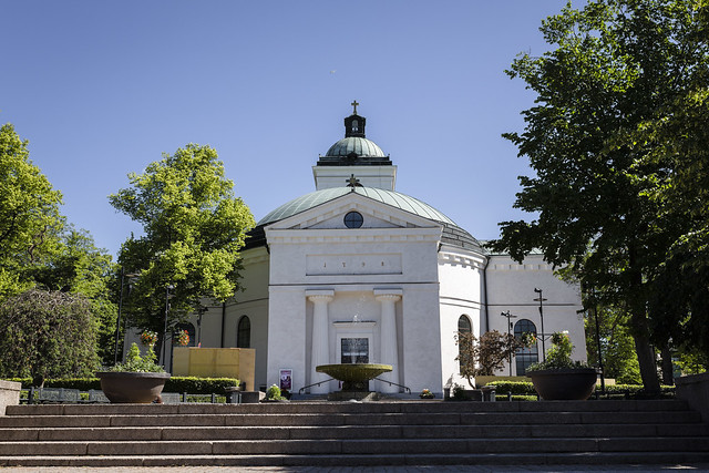 Hämeenlinnan kirkko, Hämeenlinna, Finland