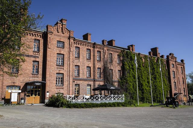Museo Militaria, Hämeenlinna, Finland