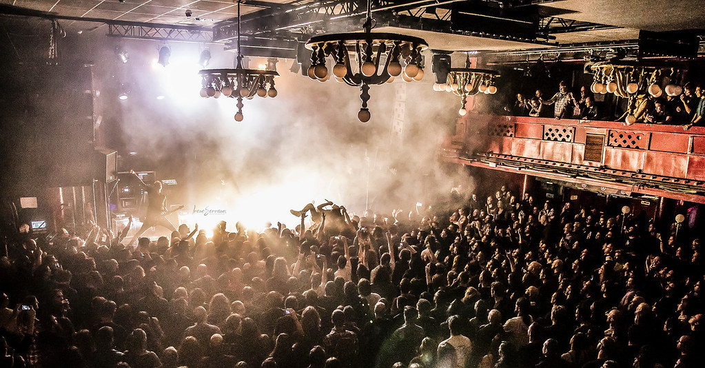 The Ocean 2019 en Apolo, Barcelona3