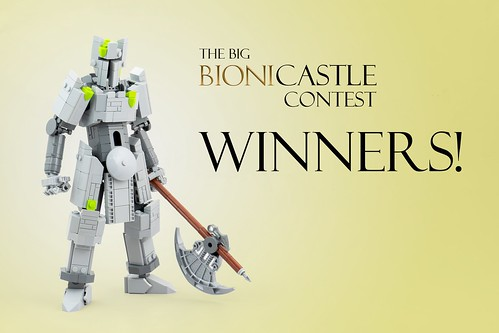 Bionicastle Contest: Results!