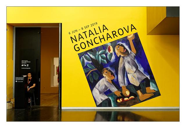 Expo Natalia Goncharova