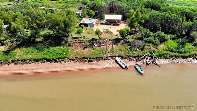 El Puntazo-Cabecera Puente Rosario-Victoria-Isla Libertad.Parador Wilson-Isla Invernada-Parana Viejo - 41