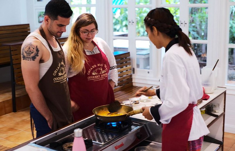 Chiang Mai Thai Cookery School – Brochures, Info, Price & Reviews