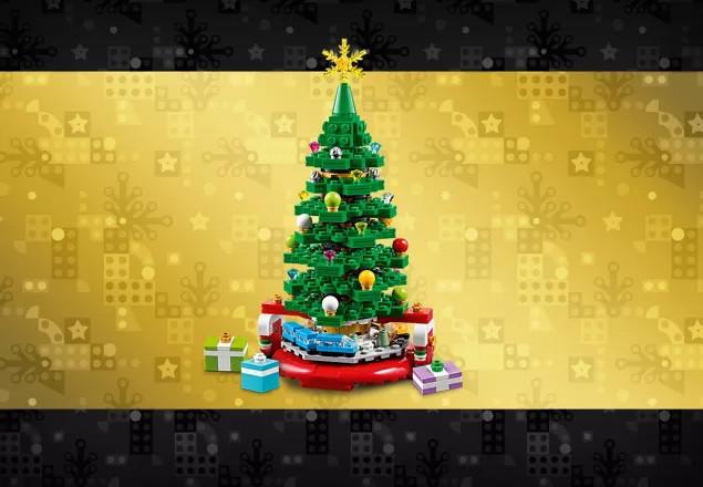 LEGO Christmas GWP